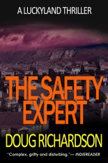 The-Safety-Expert-A-Luckyland-Thriller-Kindle